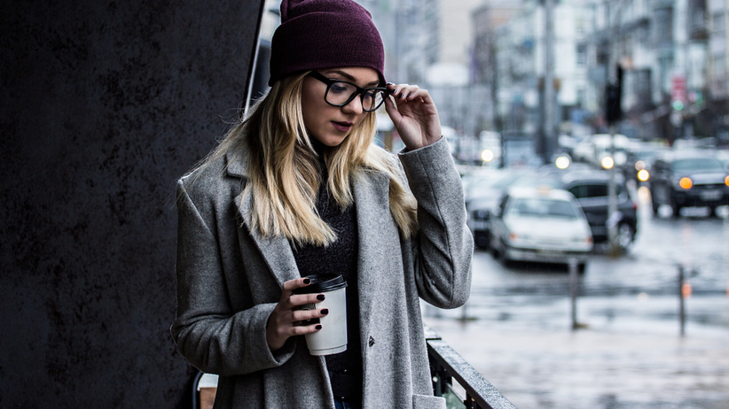 płaszcz na jesien