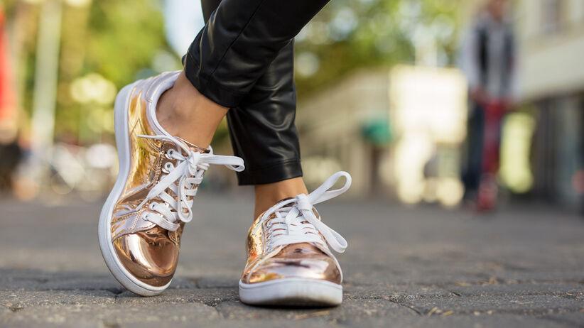 modne buty z lidla