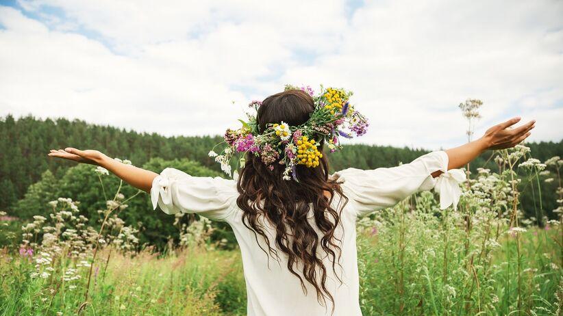 Modna bluzka na wiosnę i lato