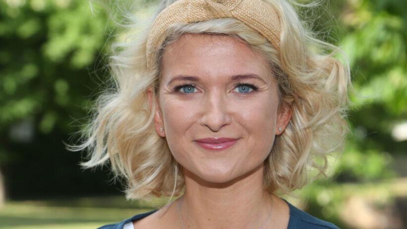 Modne fryzury 2021: Justyna Szyc-Nagłowska postawiła na hitowe cięcie