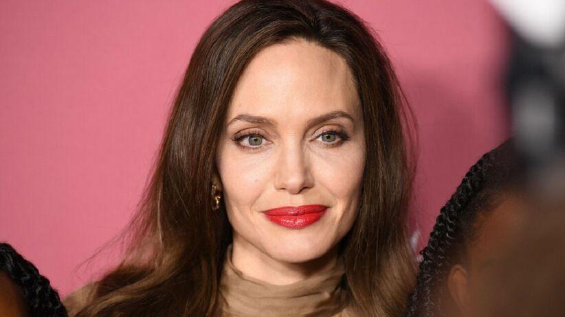 Angelina Jolie ma sobowtóra. Kim jest Dorien Rose?