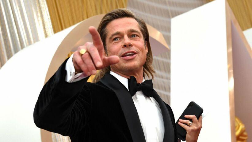Brad Pitt ma sobowtóra. Kim jest Nathan Meads?