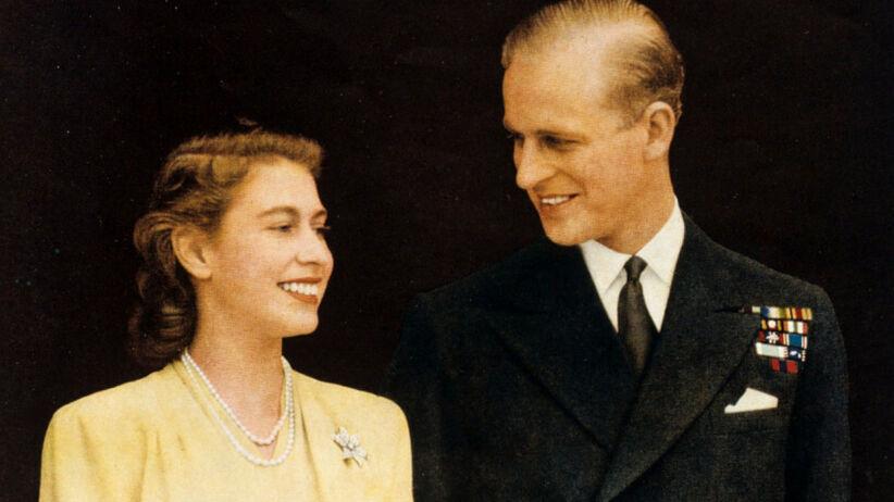 Książę Filip na pierwszym spotkaniu nie zwrócił uwagi na Elżbietę