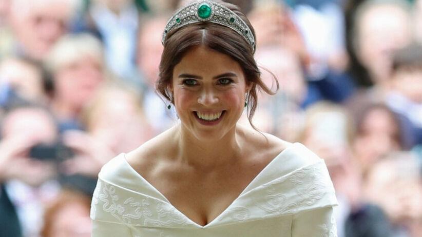 Książę Filip podarował księżniczce Eugenii wyjątkowy prezent ślubny