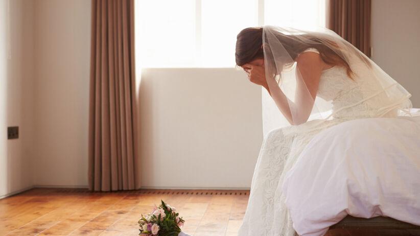 Mąż rzucił ją dzień po ślubie. Wszystkiemu winna była teściowa