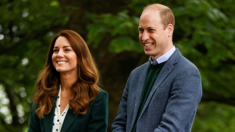 Księżna Kate i książę William odwiedzili miejsce, w którym się poznali i poszli na randkę