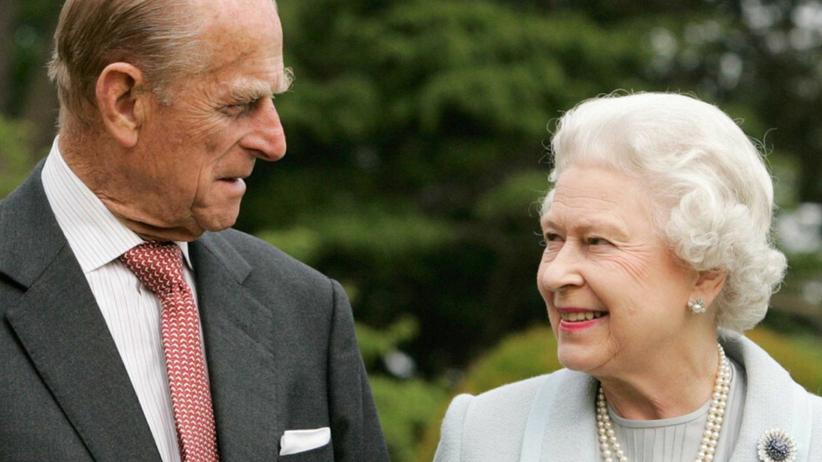 Królowa Elżbieta zawarła pakt z księciem Filipem przed jego śmiercią