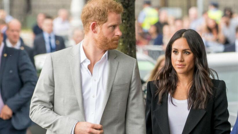 Książę Harry na zdjęciu z piękną kobietą. Meghan ma powód do zazdrości