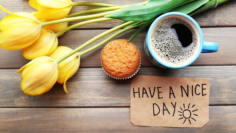Życzenia miłego dnia