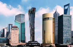 Asian Cobra Tower, proj. Vasily Klyukin
